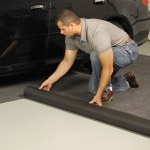 Oil Absorbent Garage Mat