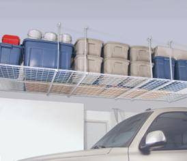 Hyloft overhead storage