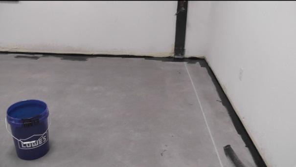 Garage flooring: july 2017