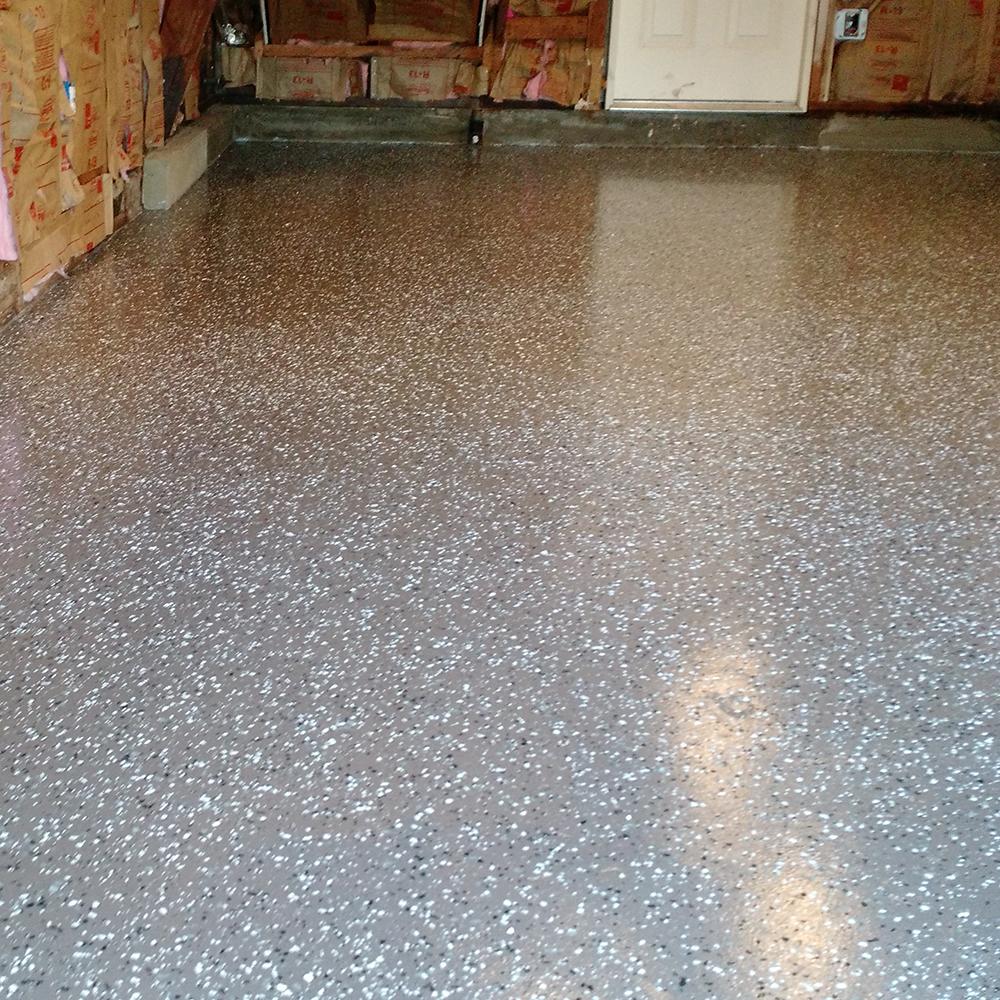 Rust bullet garage floor coating stronger than paint for In floor or on floor