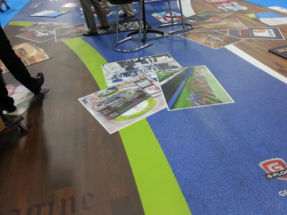 Custom Printed And Imaged Flooring Gfloor
