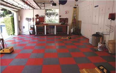 truelock diamond garage floor tiles