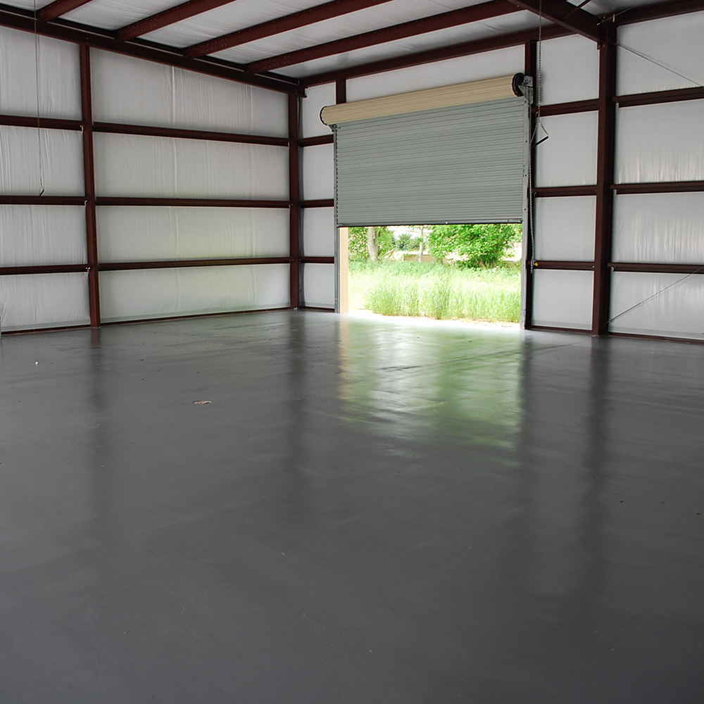 Rust Bullet Garage Floor Coating Stronger Than Paint