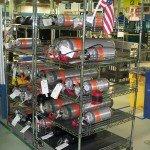 Air Cruisers - custom 36x36 rack