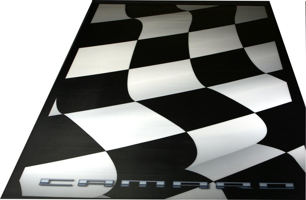 Camaro Floor Mat For Your Garage
