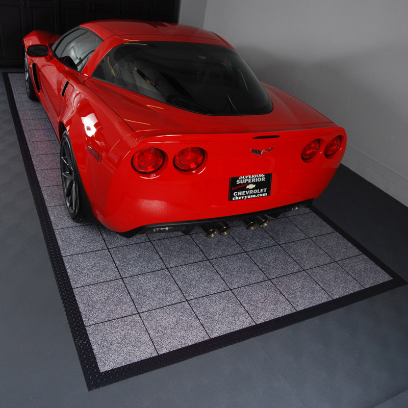 Custom Size Garage Floor Mats