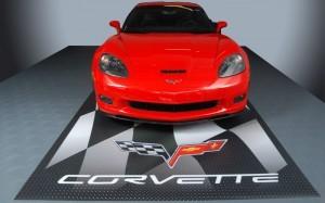 Corvette Mat