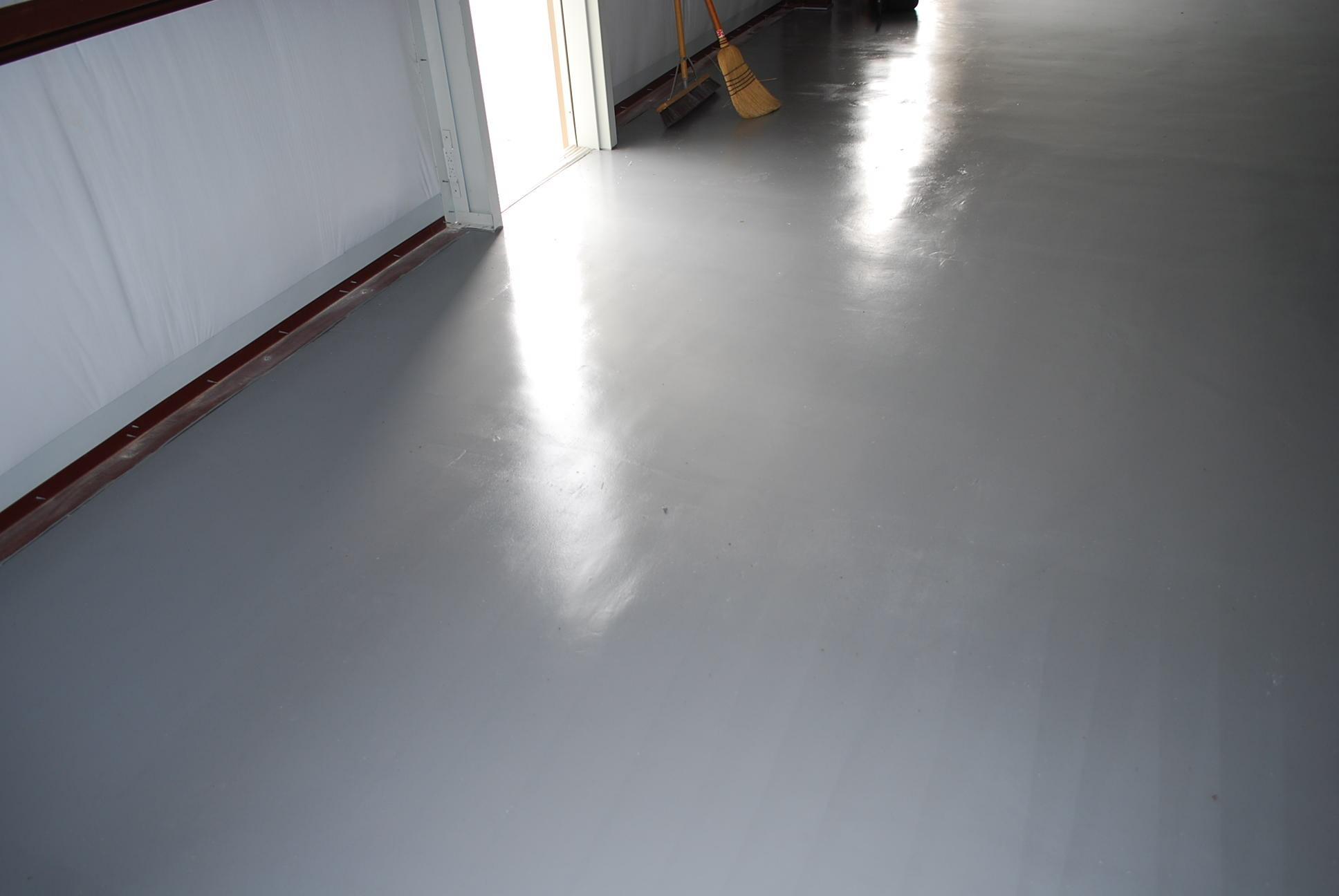 1 Part Epoxy Garage Floor Paint Ratings