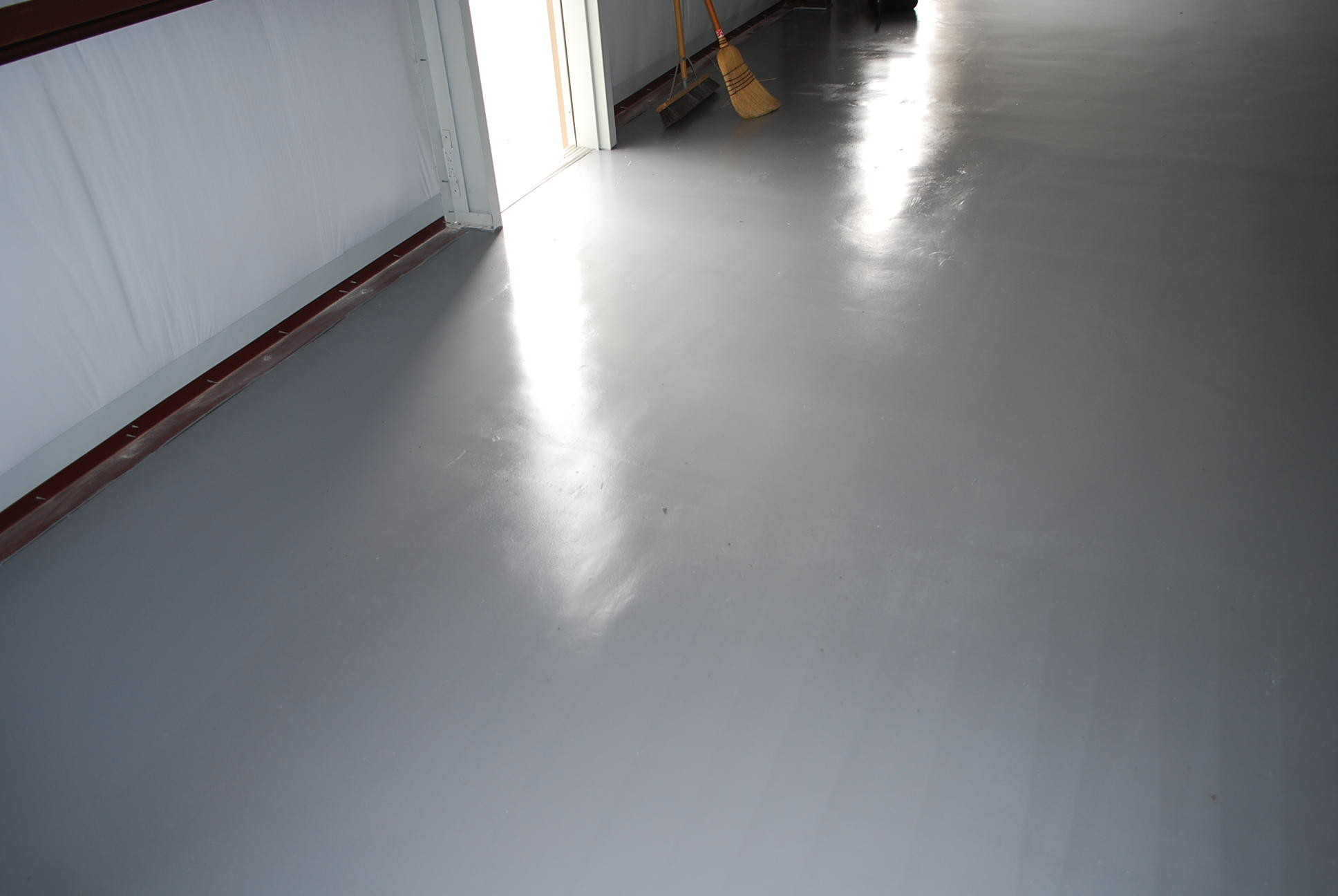 rust reviews how epoxyshield kit oleum to watch use garage floor your coating transform