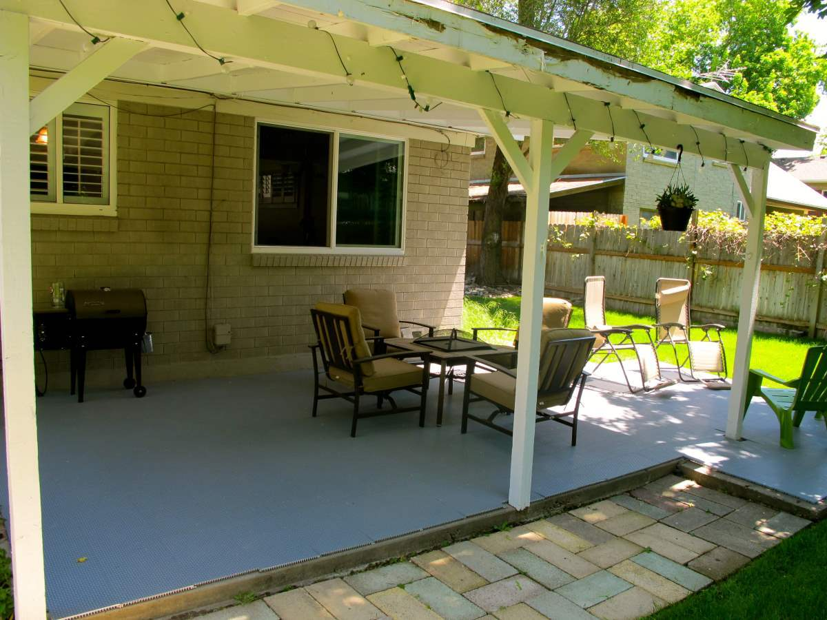 Truelock Hd Patio And Deck Tiles