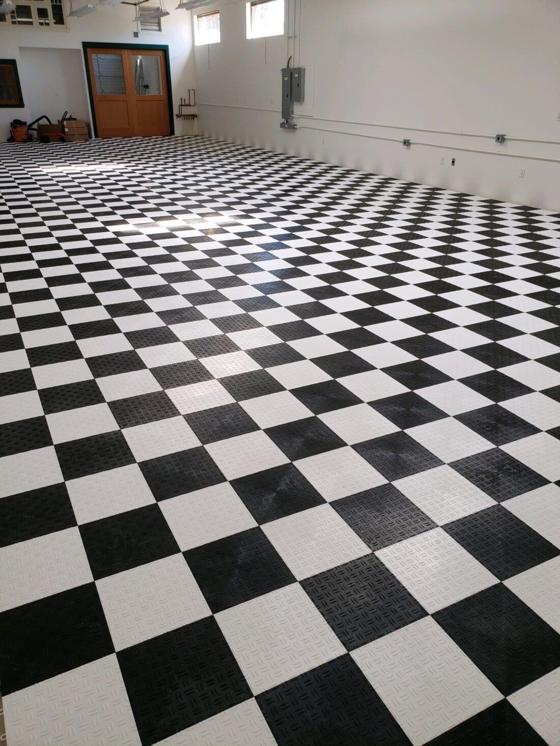 Checkerboard Tiles
