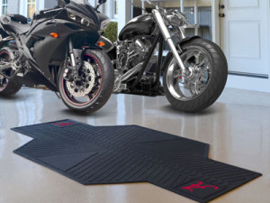 Purchase Fanmats Licensed Logo Motorcycle Mats. Thee are NOT BLT Mats. They are molded rubber. See Fanmats page for details