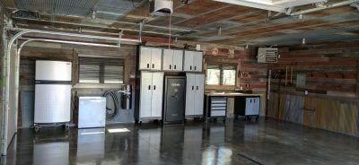 Clear Gloss Polyurea Garage Floor Coating