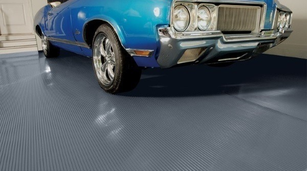 Standard Grade Mat 110 Mil - Rib - Custom Lengths *** 3-5 Day Lead Time