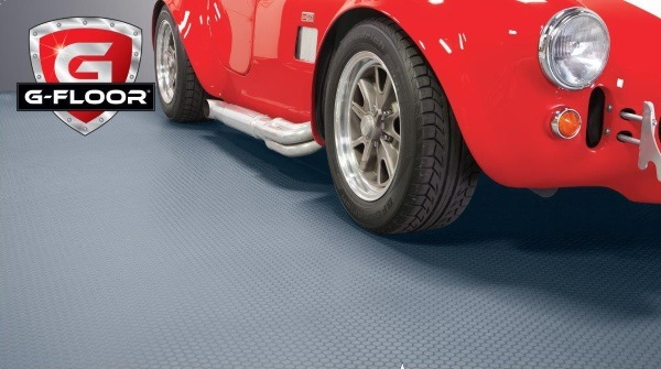 Small Coin Garage Floor Mats --Free Shipping