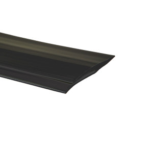 G-Floor Edge Trim 25′ - Midnight Black