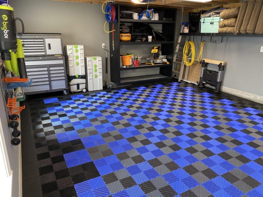 TrueLock HD Ribbed Tiles
