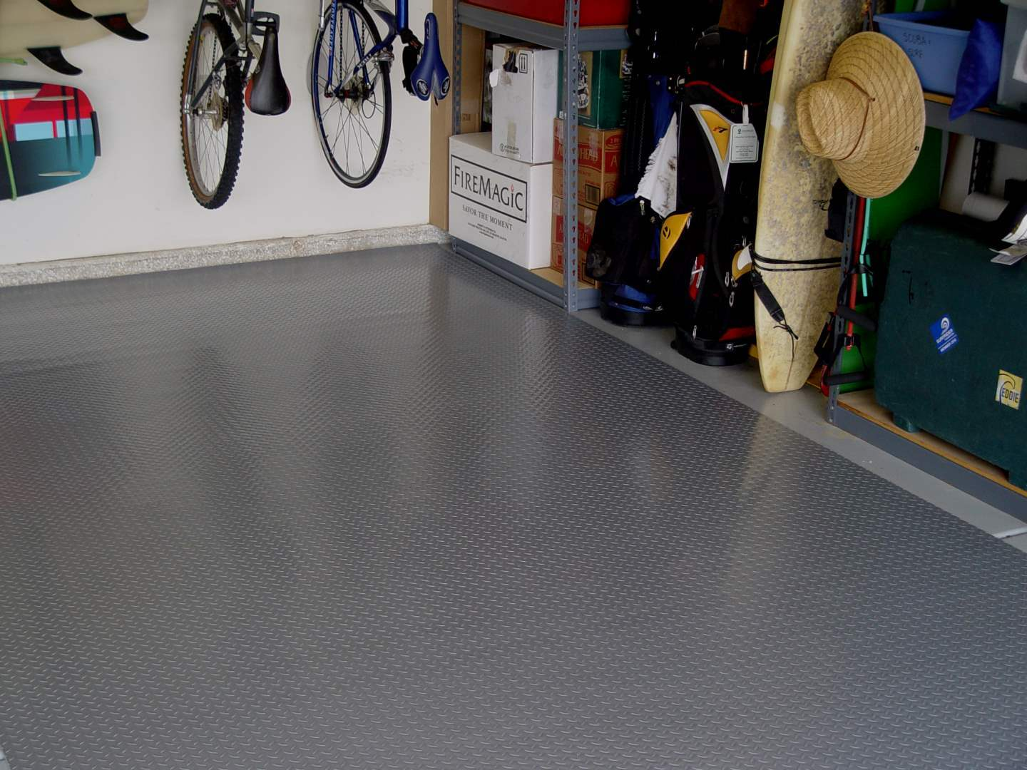 mother break mats ez parking for floor a give mat feature cars law your with garage in canada