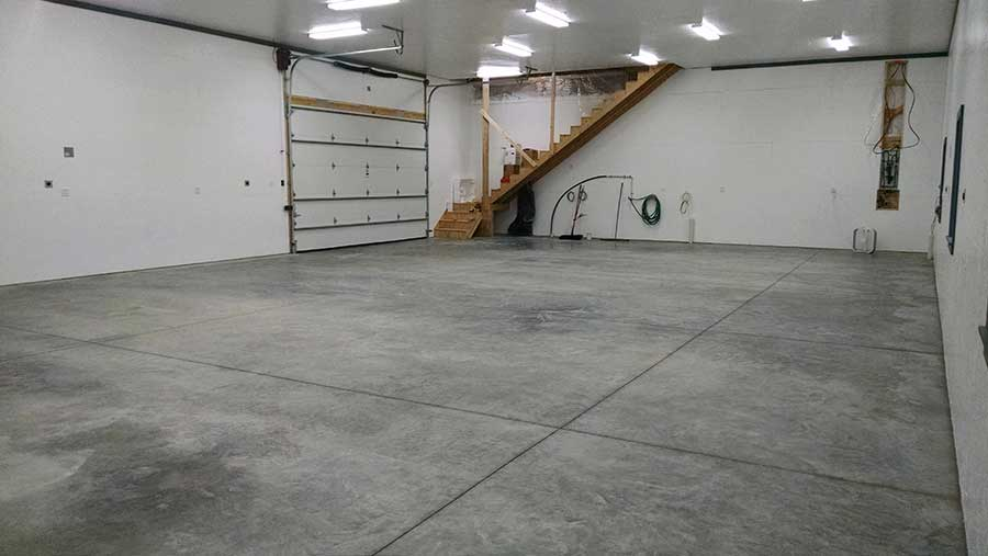 lowes designs garage and floor sealer ideas