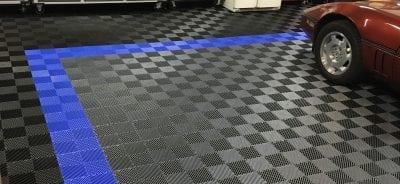 RaceDeck Free Flow Tiles