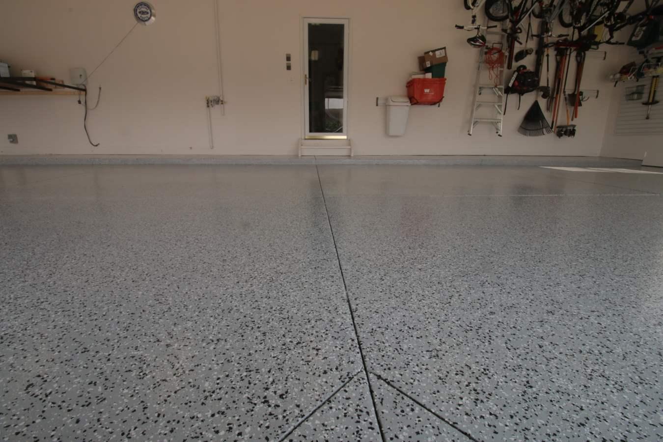 Garage flooring options for American garage floor