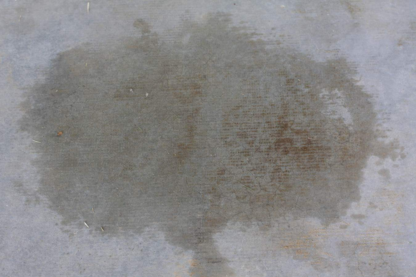 How to remove oil stains from concrete garage flooring llc for Removing grease stains from concrete