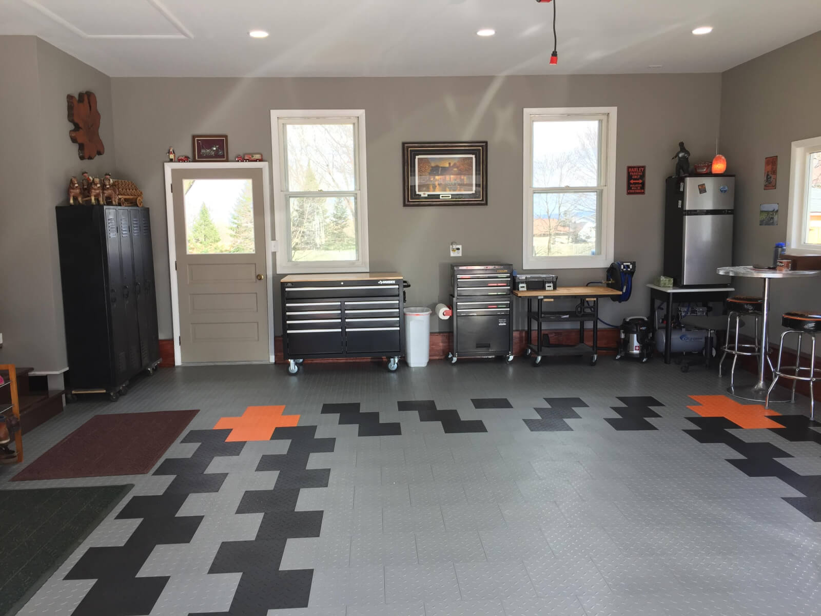 What acrylic floor finish and cleaner for tuff seal tiles mikes truelock floor dailygadgetfo Gallery