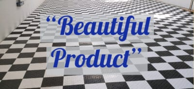 Checkerboard TrueLock HD Tiles Beautiful Product