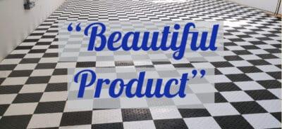 Checkerboard TrueLock HD Tiles Beautiful Product