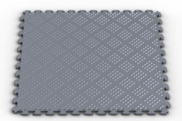 Raised Diamond Tile (6-Pack)