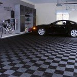 Selecting The Right Garage Floor Tile Looks Like This