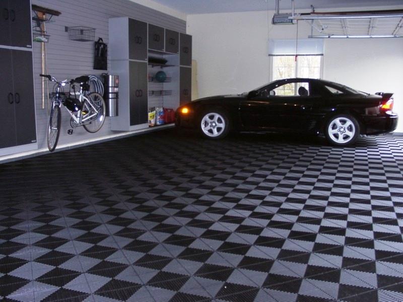 Selecting Garage Floor Tile Flooring LLC