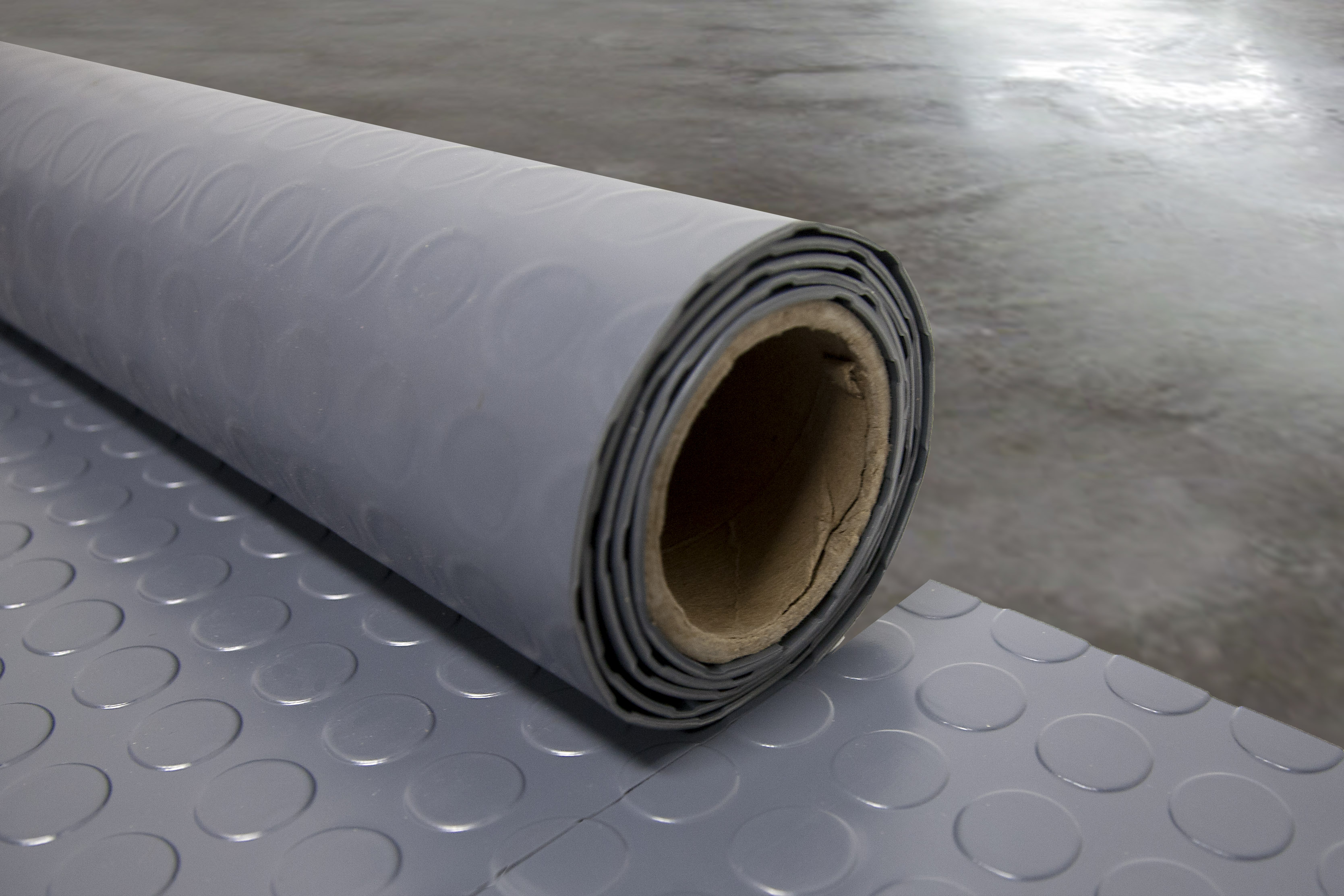 Installing Garage Flooring In Cold Weather - Mate flex flooring