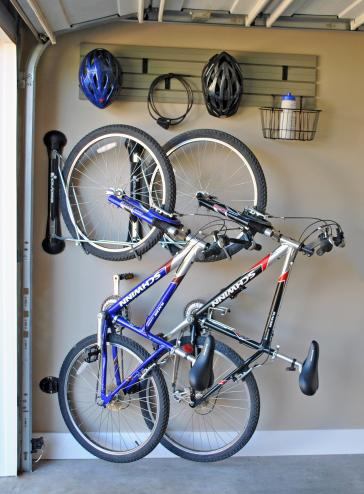 SteadyRack Bike Storage