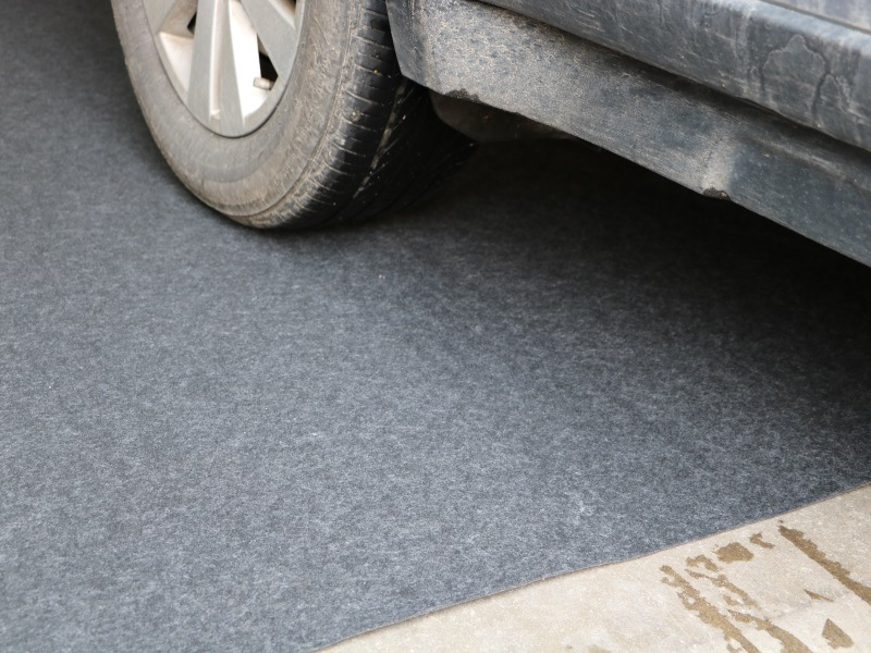 TruContain Absorbent Garage Floor Mats. In stock & shipped the same day!