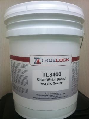 Acrylic floor Concrete Sealer