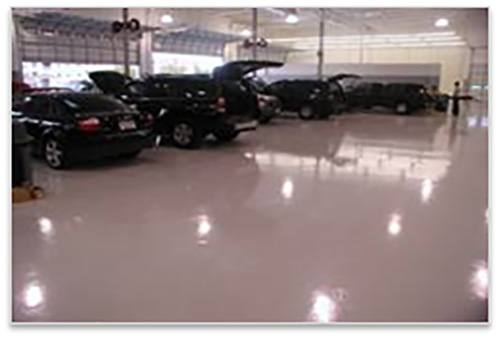 Auto Shop Coating