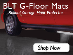 BLT G-Floor Garage Mats