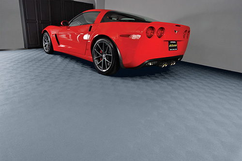 Levant Smooth Garage Mats