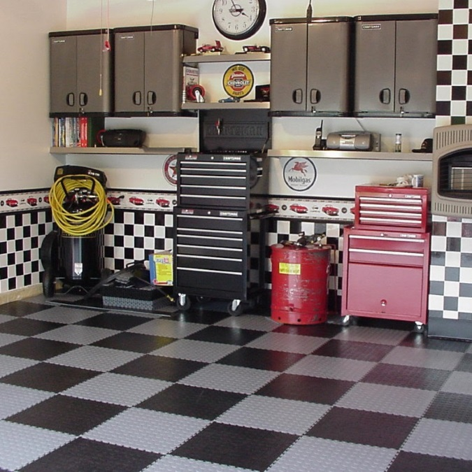 garage flooring options - garageflooringllc