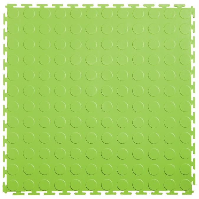 Coin Light Green