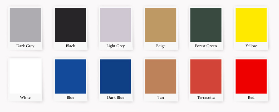 tile color chart