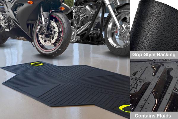 Fanmats Motorcycle Mat