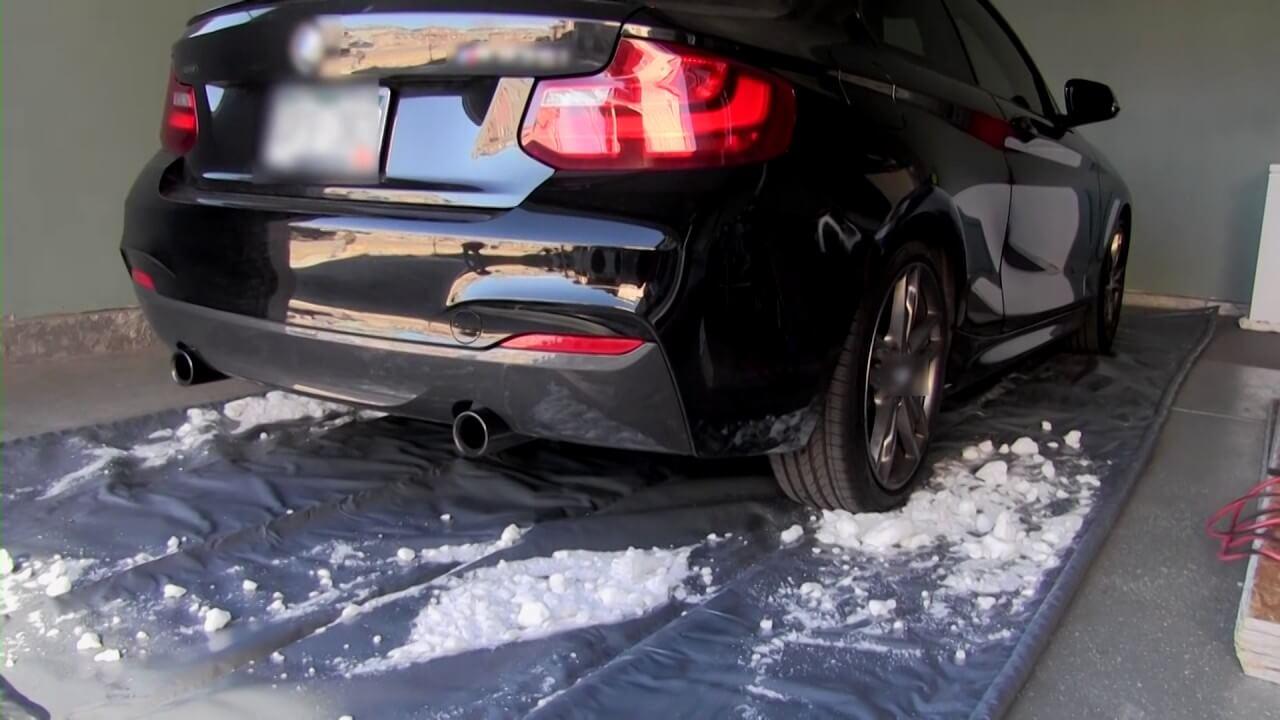 Best Garage Floor Containment Mats For Winter Weather