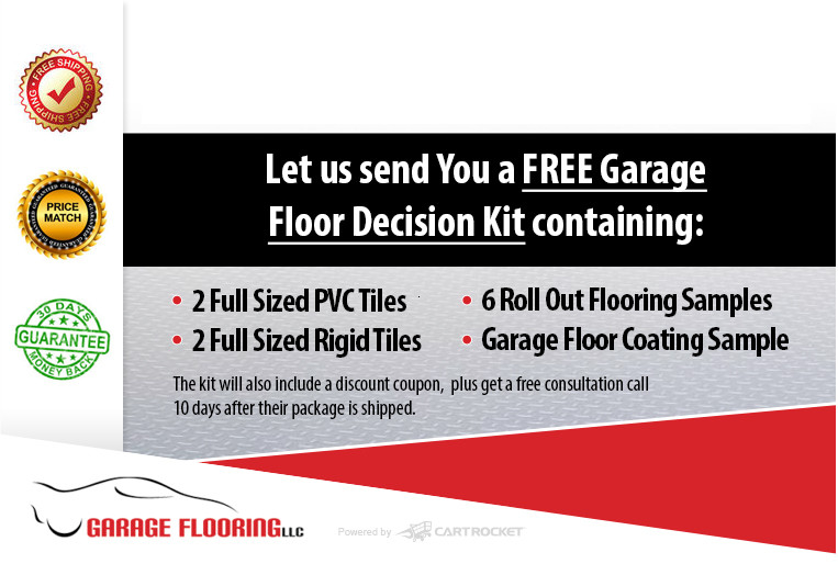Garage Flooring Decision Kit