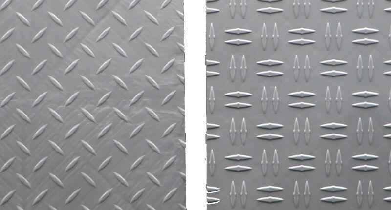 Hd Extreme Diamond Garage Tile By Truelock