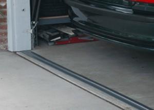 Garage Door Threshold Garageflooringllc Com