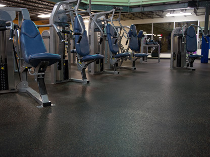 Gym Floor For Health Center Home Fitness
