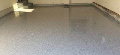 DIY Garage Floor Epoxy Kit