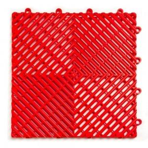 Flow Through Red